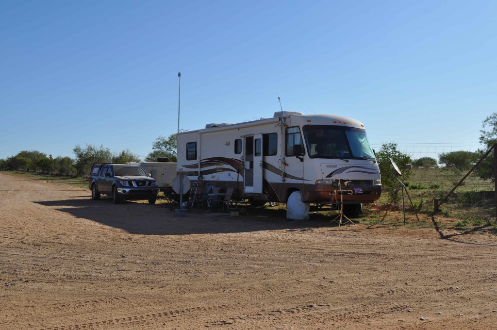 This is our new location at the Schwope Ranch Gate