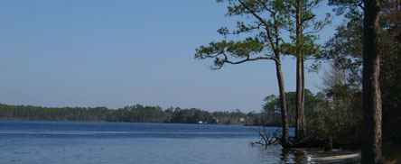 Fred Gannon Rocky Bayou state park to visit with friends this is were we have work at the different times